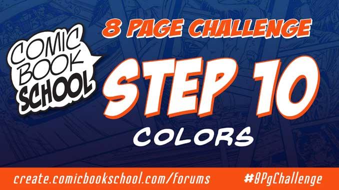 Forum Header for Step 10
