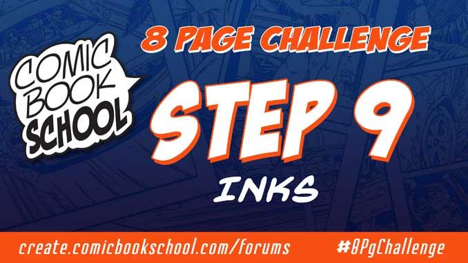 Forum Header image for Step 9