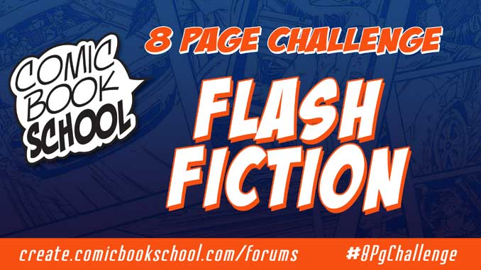 Flash Fiction Temp Header